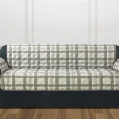 Sofa Chair Cover T4 Pedicure Chairs Fashion Furniture Covers Page 2 Surefit Highland Plaid