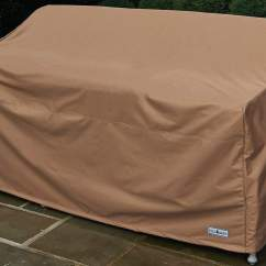 Outdoor Furniture Sofa Cover Flexsteel Reclining Made In Usa Patio Armor Loveseat Bench Surefit