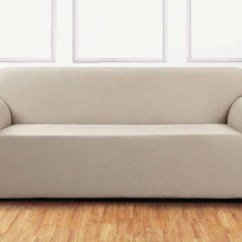 Sure Fit Stretch Pearson 3 Pc Sleeper Sofa Slipcover Full Fundas De Chaise Longue Baratos Pique Four Piece Seat Surefit Ultimate Chenille One