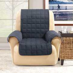 Waterproof Chair Covers For Recliners Pillow Back Ultimate Recliner Furniture Cover Surefit