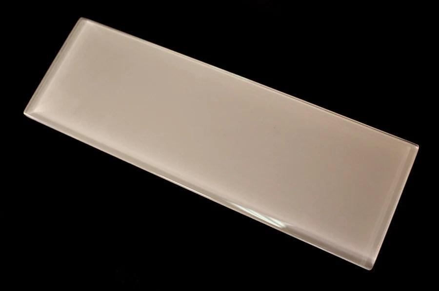thbg 02 4x12 beige glass subway tile 3 pcs tile generation