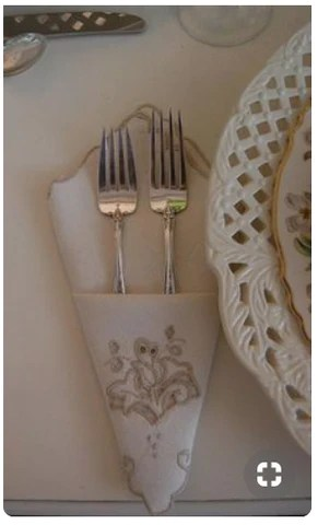 the art of napkin