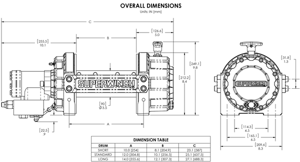 superwinch wiring diagram ac