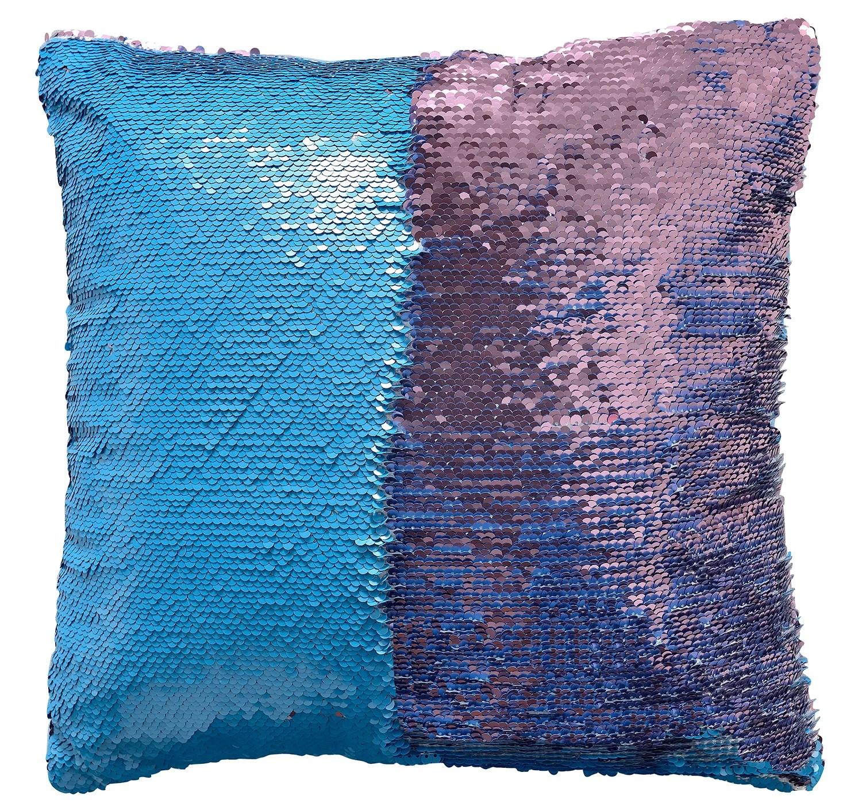 mermaid throw pillow cover