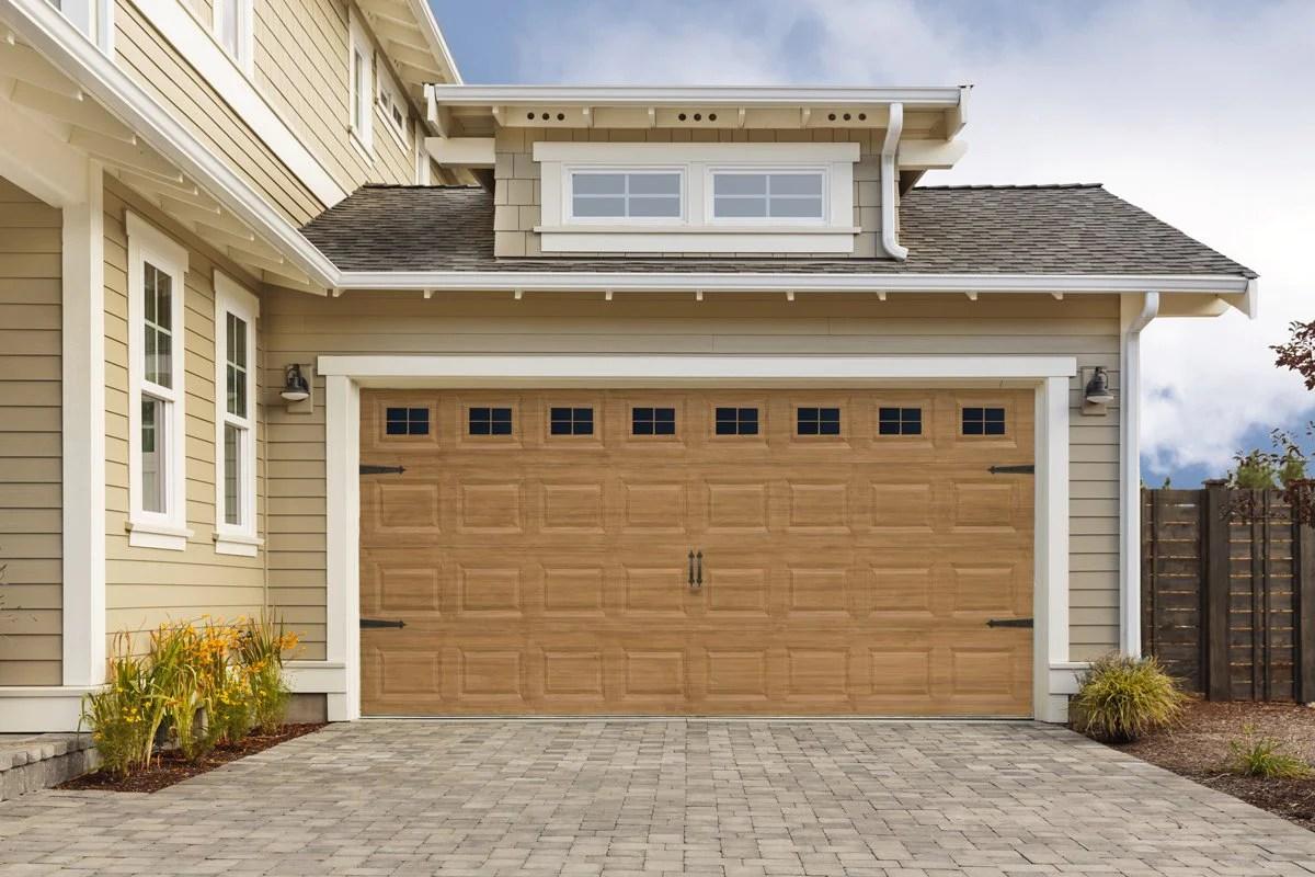 Decorative Magnetic Garage Door Window Panes Giani Inc