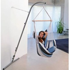 Hanging Chair Stand Only Cream Accent Chairs Amazonas Palmera Rockstone 104 95 Gbp Cool Hammocks