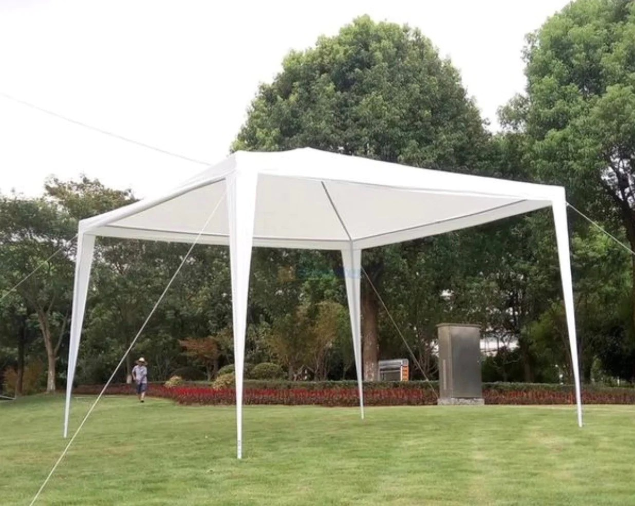 10x10 Canopy Party Tent Fast Free Shipping Bill Banks