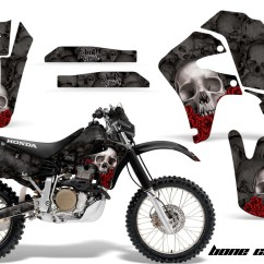 2000 Honda Xr650r Wiring Diagram 1963 Impala Graphics Kits Over 100 Designs To Choose From Bone Collector Black Background