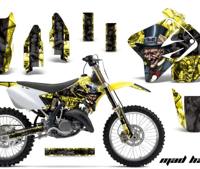 Suzuki Rm  2009