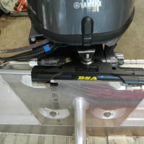 Yamaha Outboard Hydraulic Steering