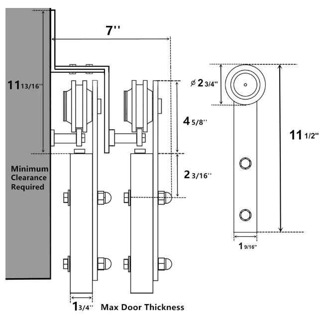Sliding Door Sliding Door Circuit Diagram
