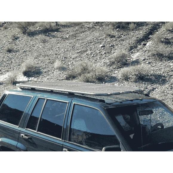 jeep grand cherokee zj platform roof rack