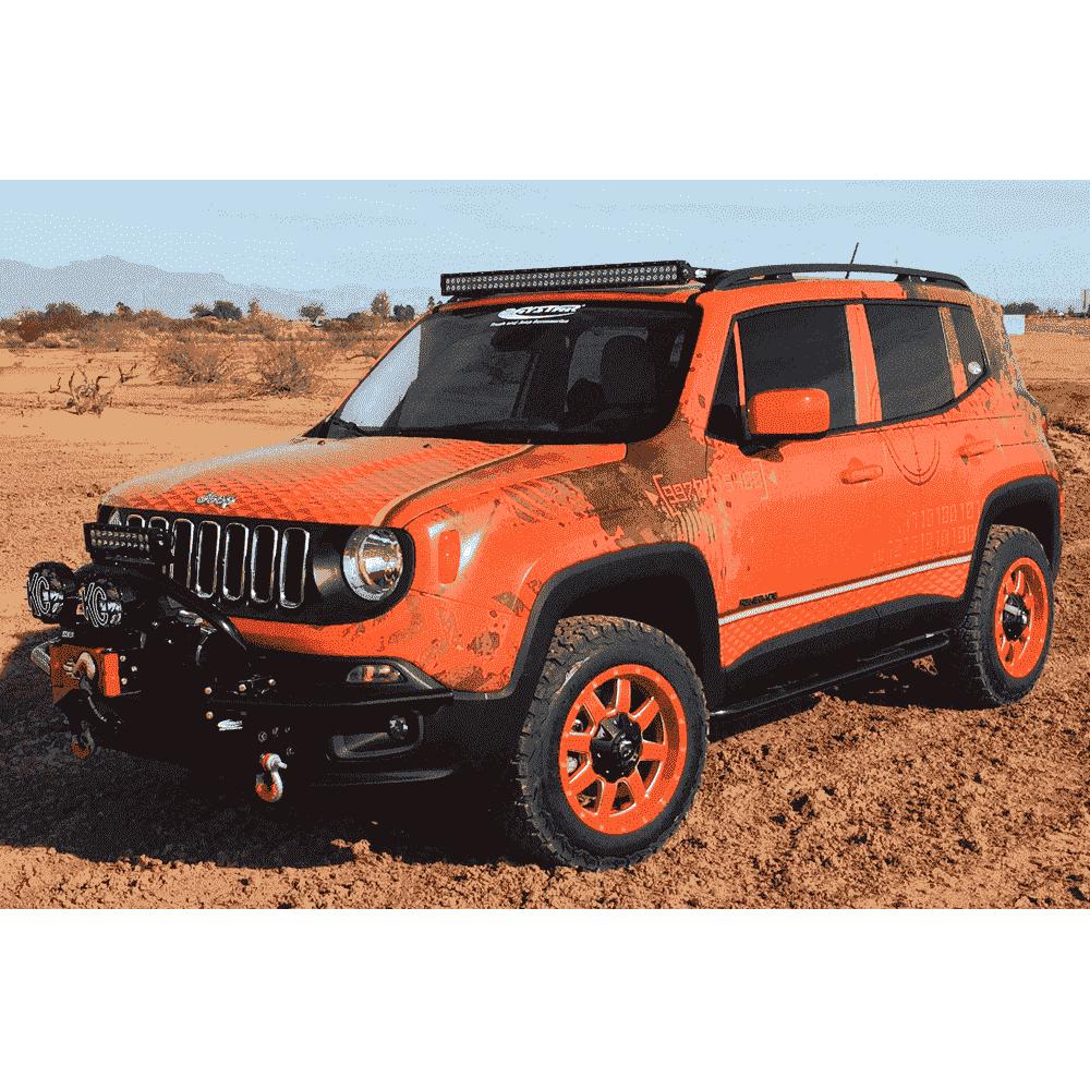 jeep renegade winch bumper guards kevinsoffroad com overland ready com  [ 1000 x 1000 Pixel ]