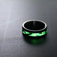 Tungsten Glowstone Ring