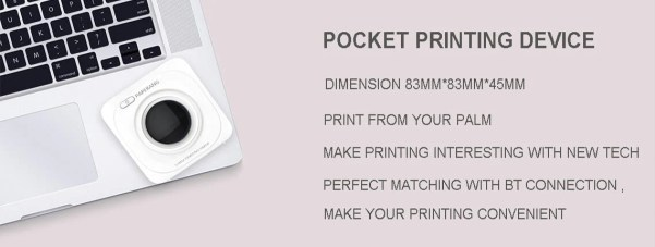 PAPERANG Portable Bluetooth Mobile Printer