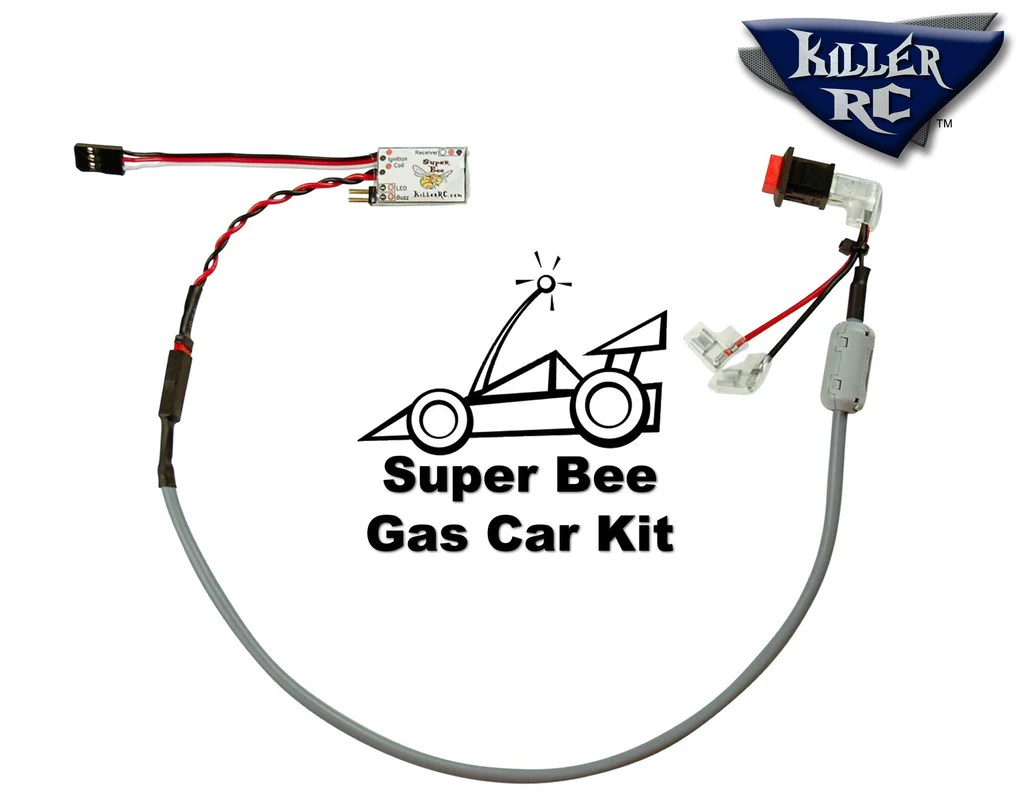 wiring diagram for race car kill switch excretory system labeled super bee kit  killer rc