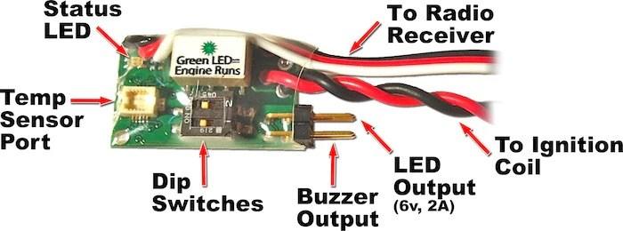 Super Bee Kill Switch Car Kit – Killer RC