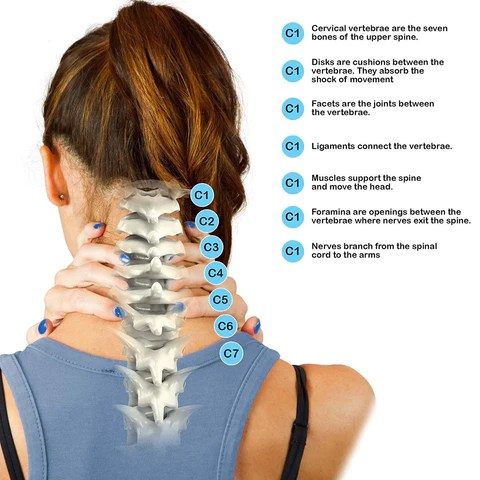Cervical Neck Air Traction Device  ArthritisHope
