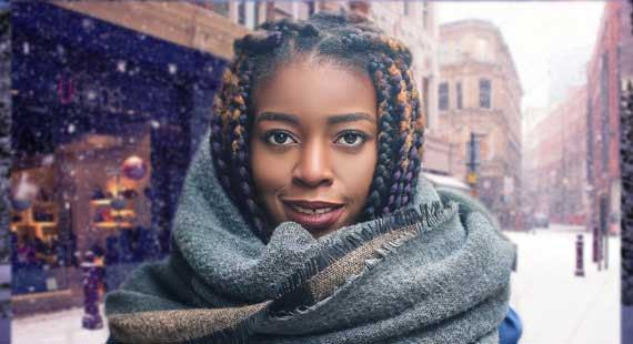 Best Protective Styles For Natural Hair This Winter Taliah