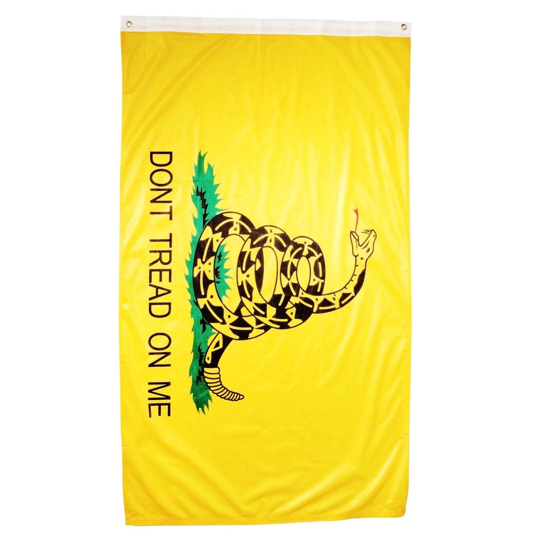 gadsden flag don t