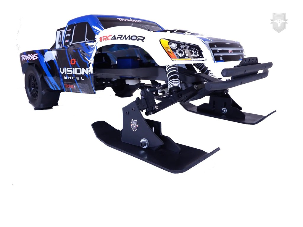 hight resolution of 62173 tbr 2018 v3 snow skis traxxas 1 10 2wd