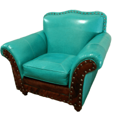 Turquoise Lounge Chair Folding Boat Chairs Quotalbuquerque Quot Chaise