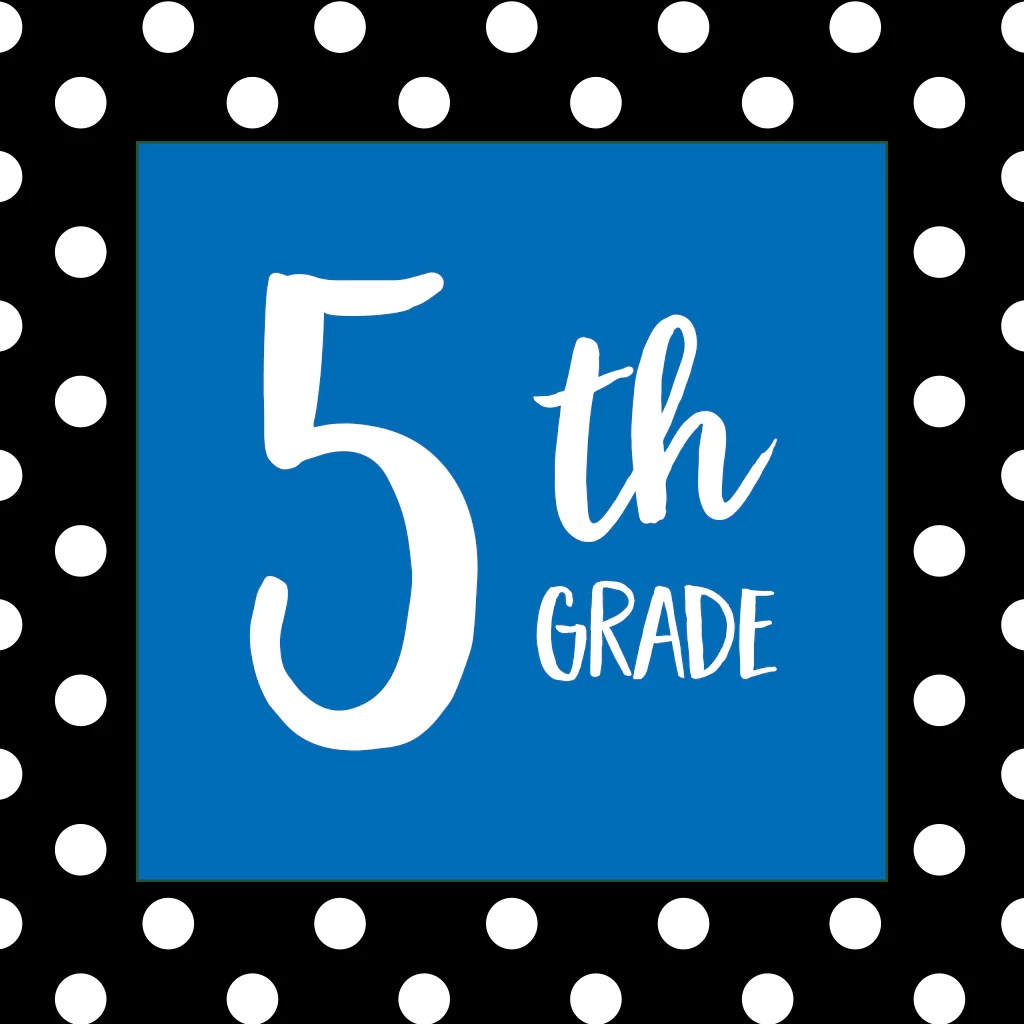 hight resolution of What should my 5th grade child be learning? – Creative Teaching Press