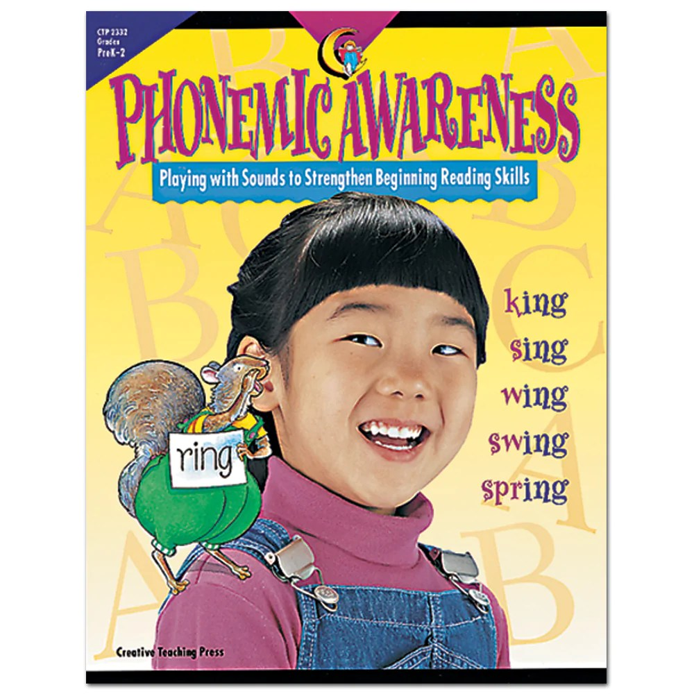 Phonemic Awareness – Creative Teaching Press [ 1000 x 1000 Pixel ]