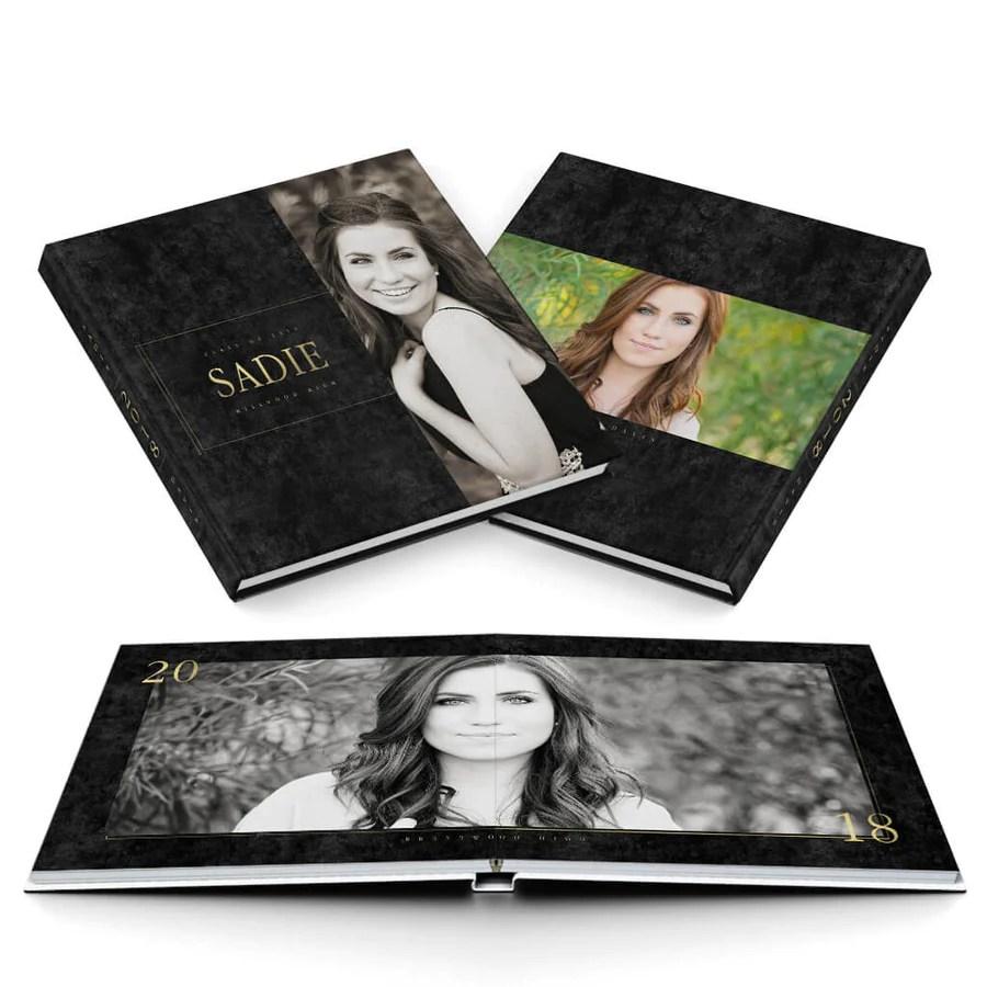 album and book designs