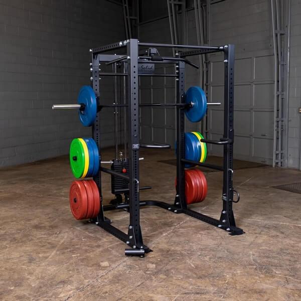 body solid power rack gpr400