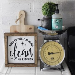 Kitchen Signs For Home Cabinets Rochester Ny Collection Tagged House Of Jason Funny Clean My Make Yourself At