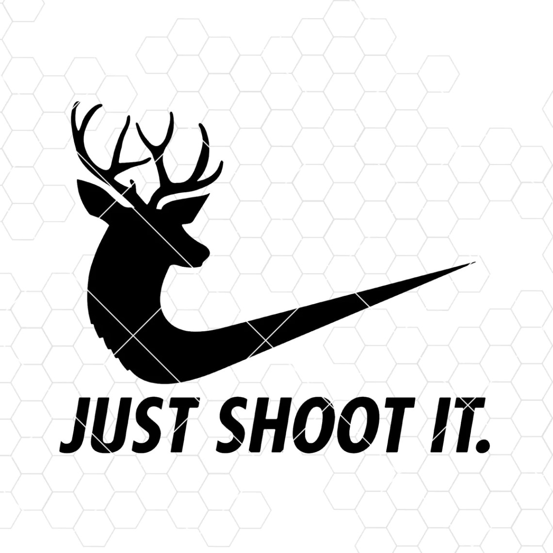 Download Just Shoot It Digital Cut Files Svg, Dxf, Eps, Png, Cricut ...