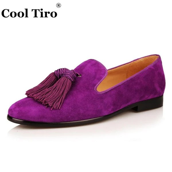 men s suede loafers