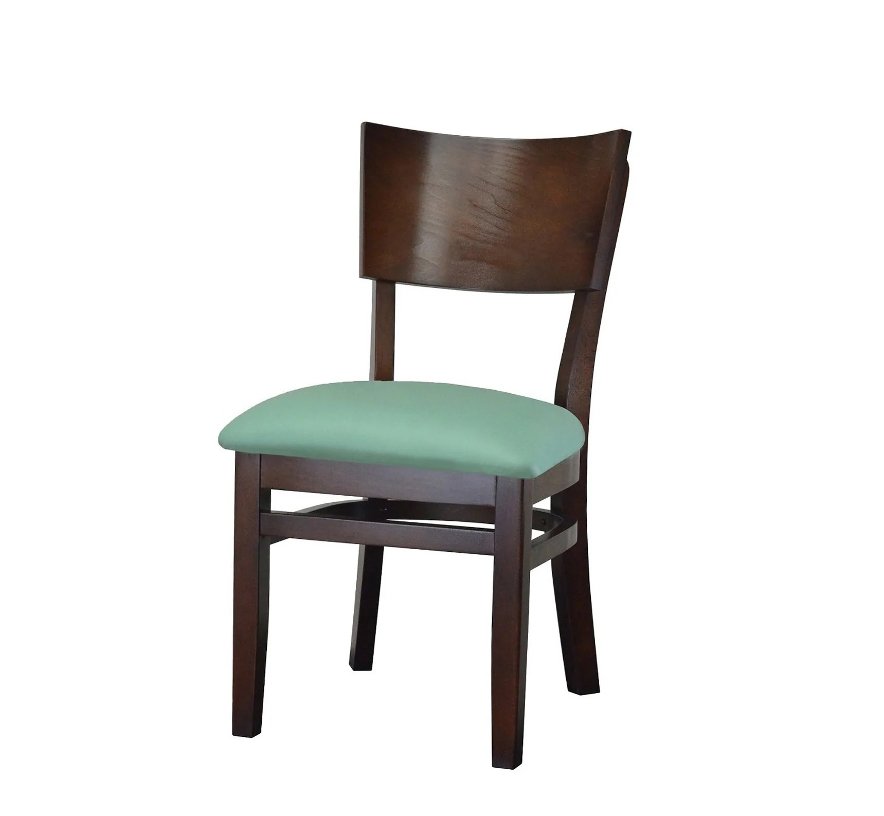 Curved Back Chair 244 Curved Back Walnut Barstool Dhcfurnitureonline