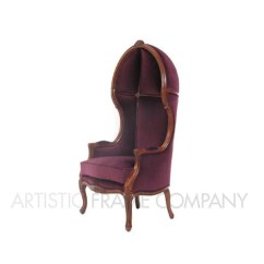 French Canopy Chair Swing Indoor Gaulsearson