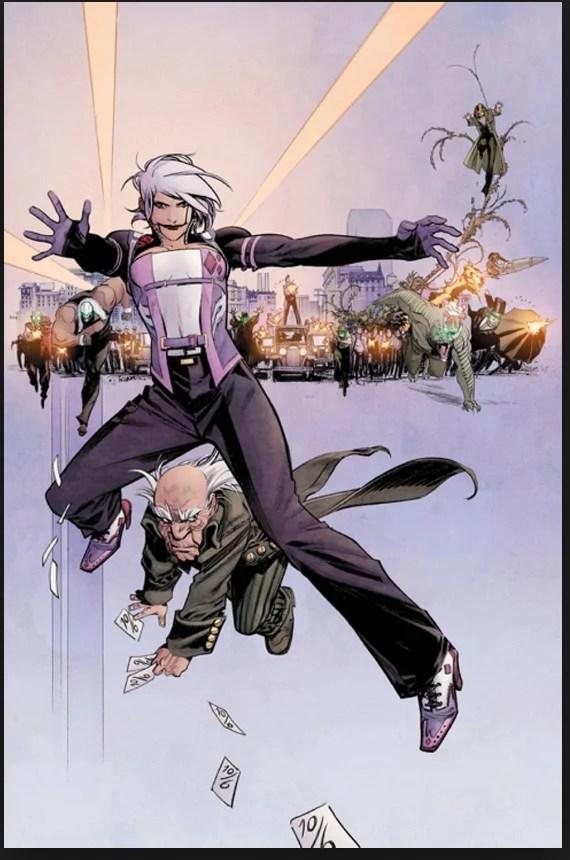 DC Comics Batman White Knight Series 蝙蝠俠白騎士系列 – ZMX Comics