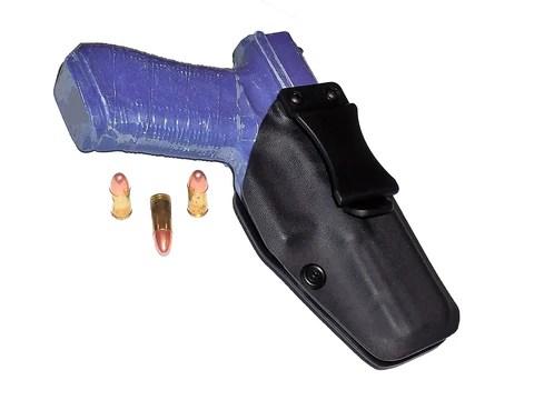 Aggressive Concealment G17G5IWBLP IWB Kydex Holster Glock 17 Gen 5