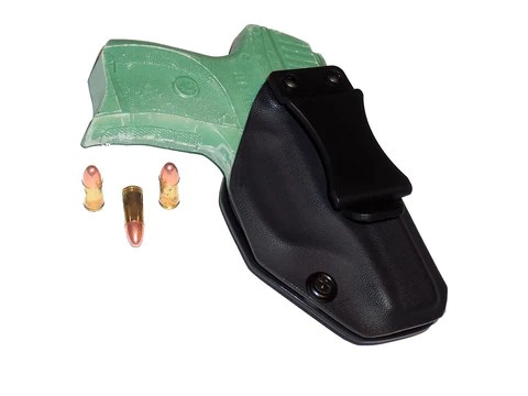 Aggressive Concealment LC9IWBLP IWB Kydex Holster Ruger LC9/LC9S/EC9S