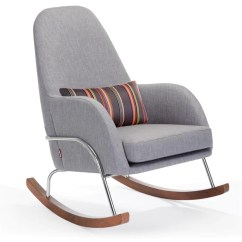 Rocking Chair Recliner For Nursery Game Chairs At Target Jackson Rocker Furniture By Monte Design Modern