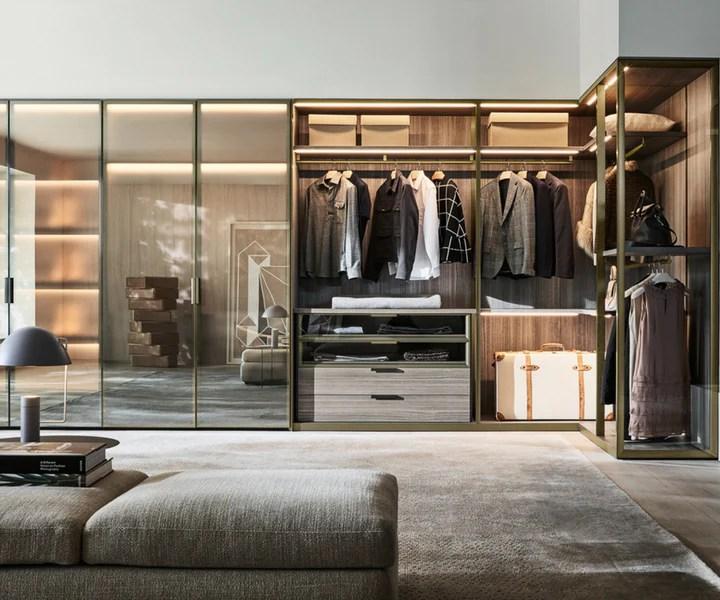 Milano Release Molteni Amp C Gliss Master Closet Casa