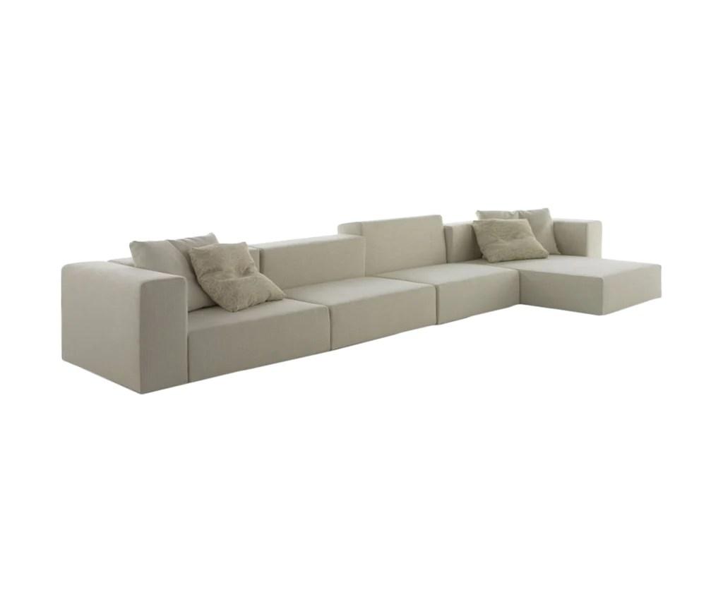 wall sofa 8 piece modular sectional i living divani casa design group