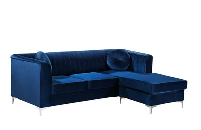 gold sectional sofa reviews elvina navy buy 1500 in a modern furniture store fairfield nj casa eleganza mattress