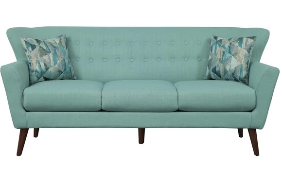 teal sofas sofa cleaning chicago buy in a modern furniture store fairfield nj prices and rory