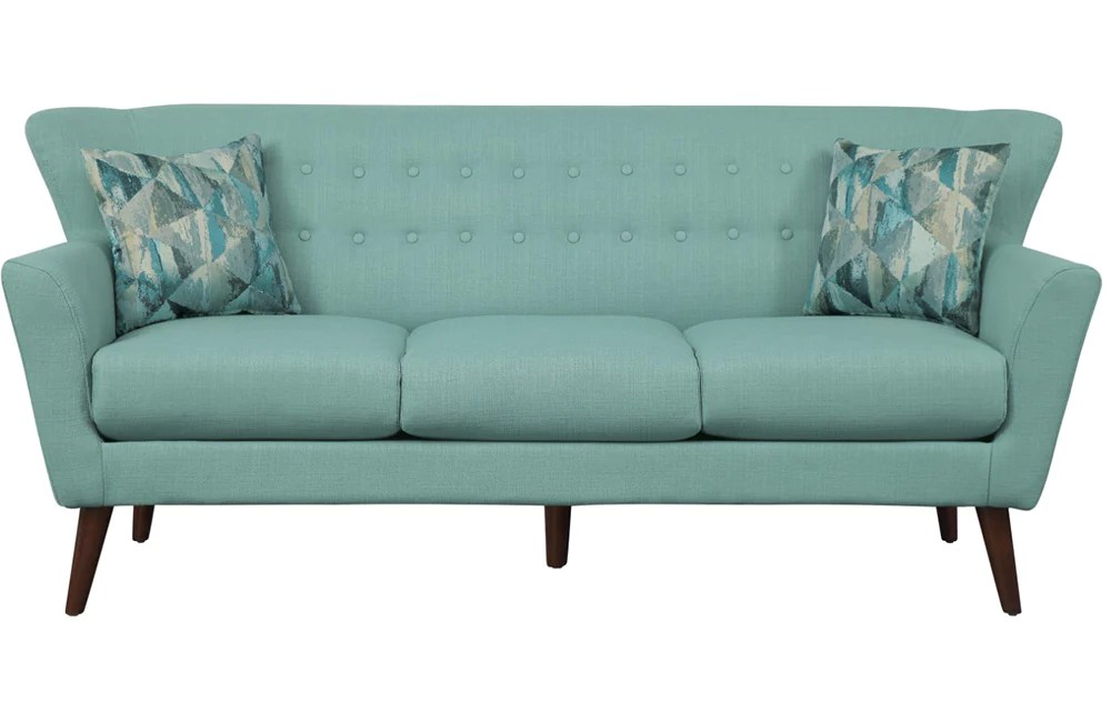 cheap teal sofas togo sofa ligne roset canada rory set buy 654 in a modern furniture store fairfield