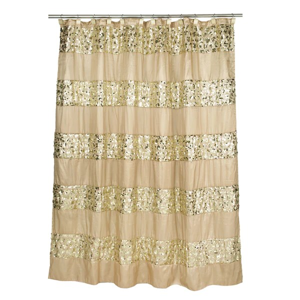 Sinatra Fabric Bath Collection Champagne Gold  Marburn