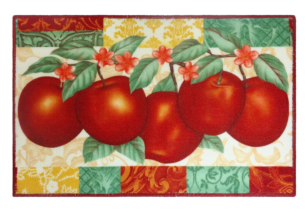 apple kitchen rugs furniture store apples rug 18 x 30 marburn curtains