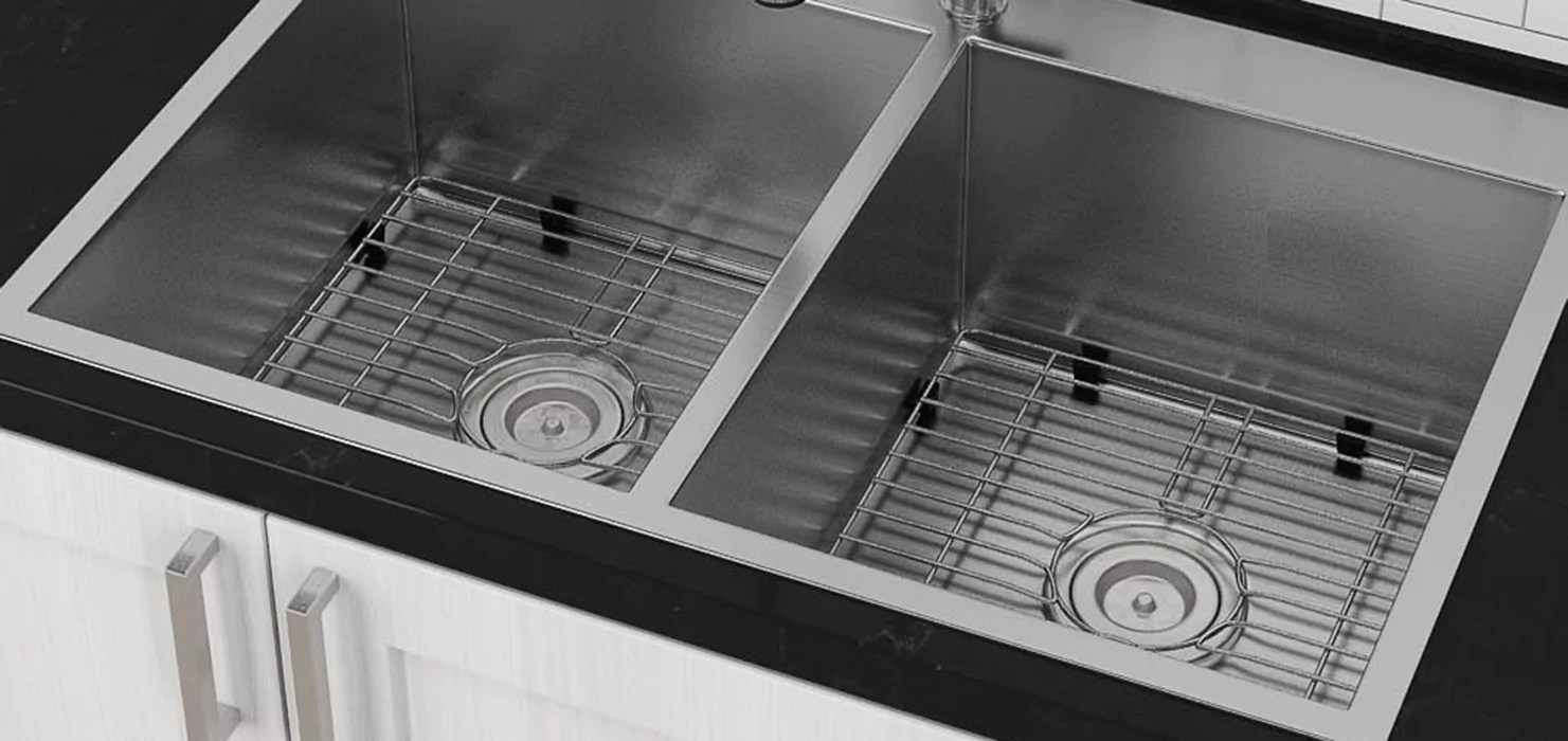 kitchen sink grates ceiling lights 304 stainless steel grid with polished chrome finish 17 25 inch