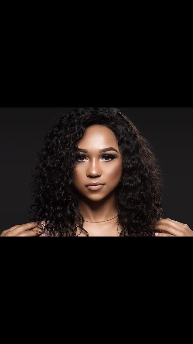 premium raw indian curly hair