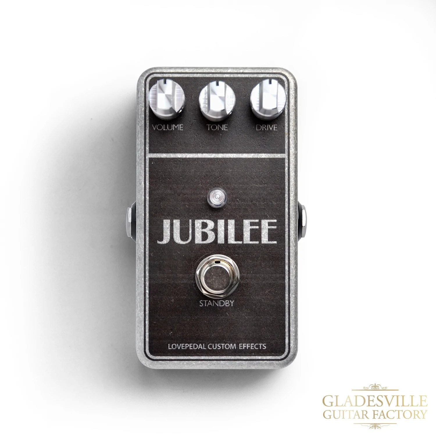 Lovepedal Jubilee Distortion Gladesville Guitar Factory