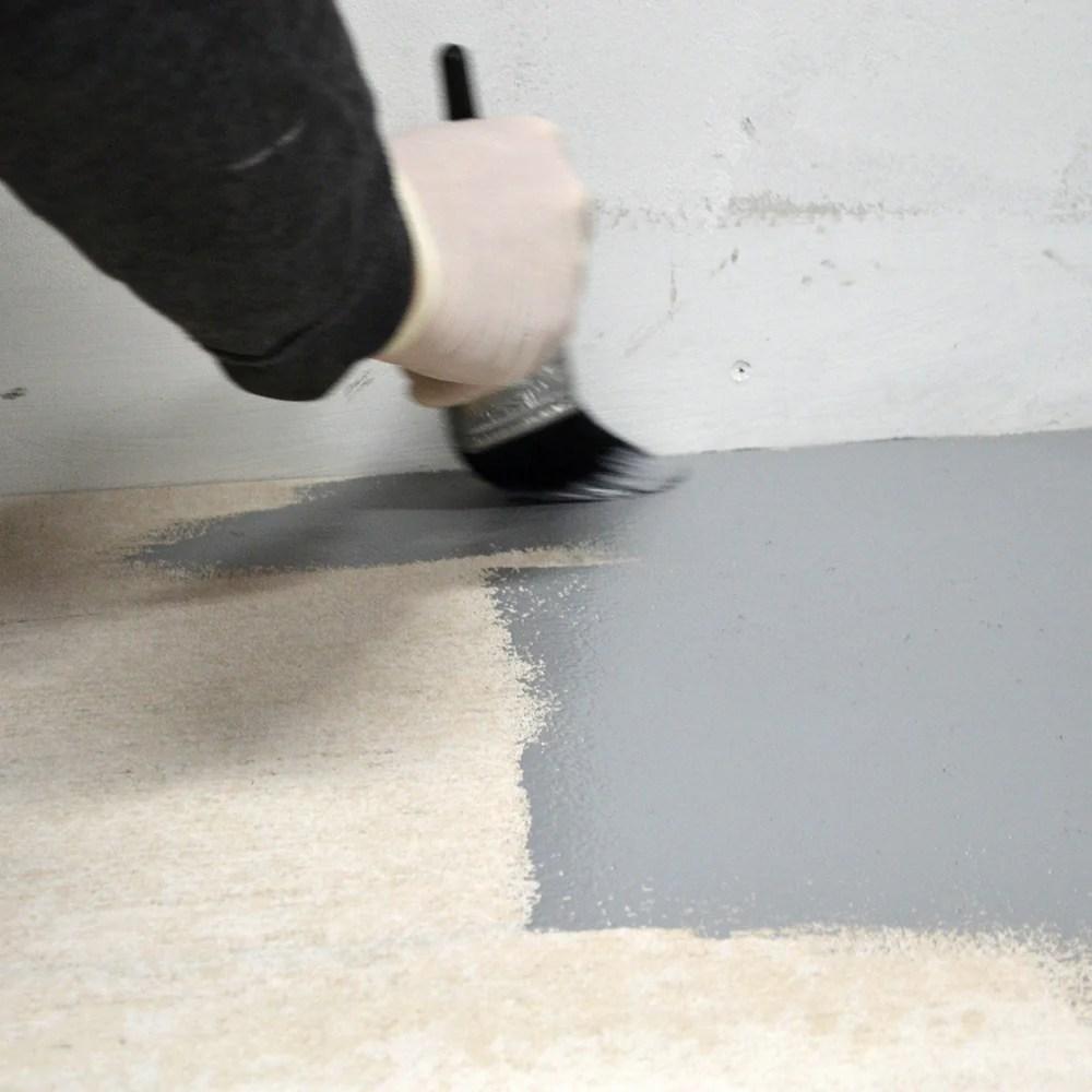 Concrete Floor Paint 5l Polyurethane Concrete Floor Paint Floorsaver